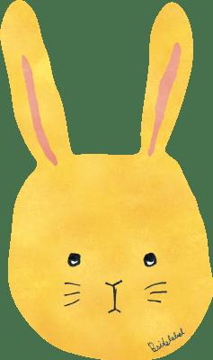 4725-タケイウサギ顔