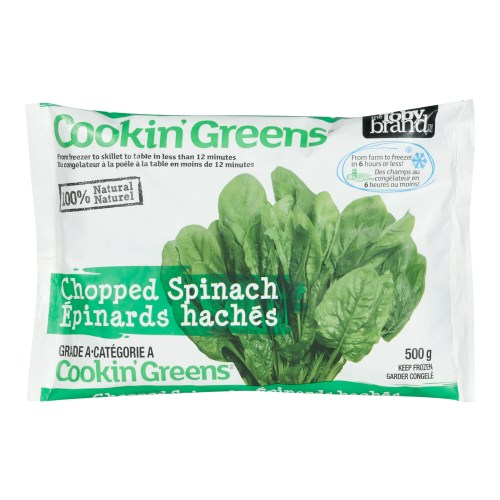 Cookin' Green Spinach