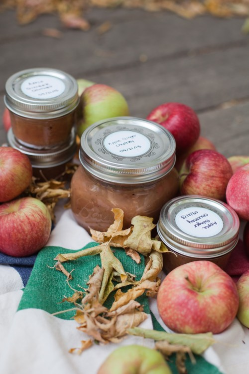 Apple Ginger Chutney (Canned)