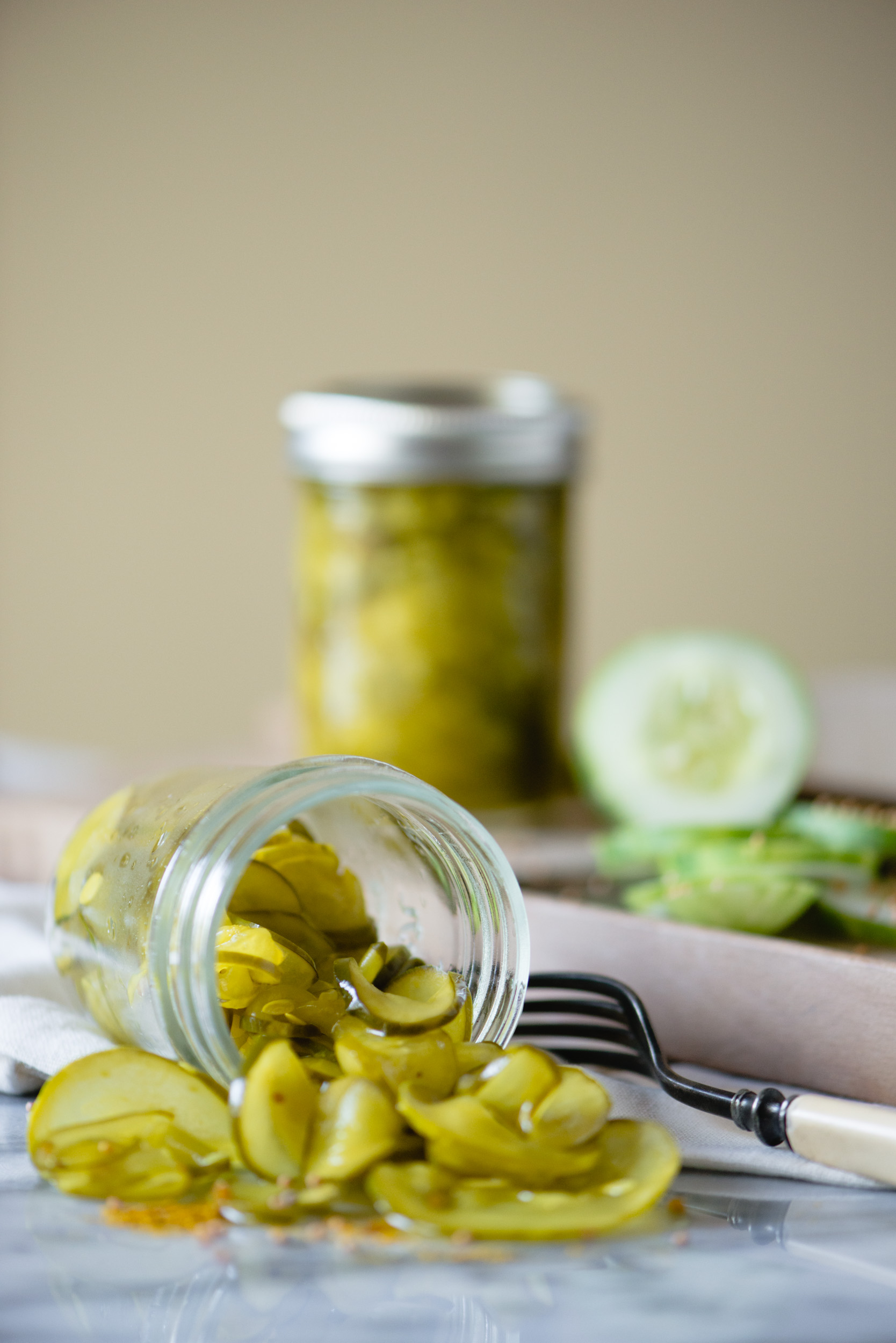 Yum Yum Sweet Pickles BS In The Kitchen