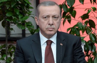 Turkish President Tayyip Erdogan © Alex Ibanez / Reuters