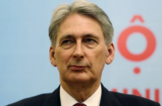 Britain's Foreign Secretary Philip Hammond. © Kham / Reuters