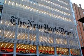 Hold the New York Times' Feet to the Fire