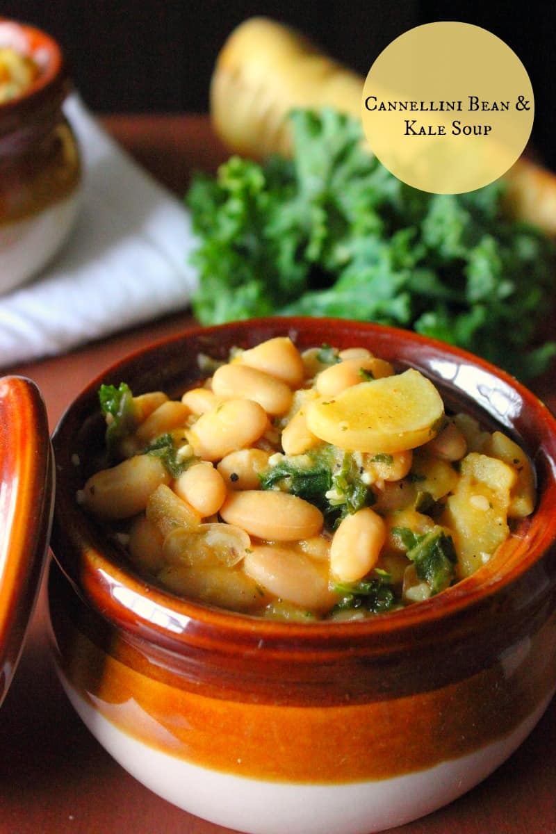 Canneli Bean & Kale Soup