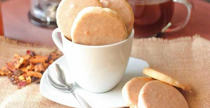 Teavanna Tea + Spiced Tea Cookies