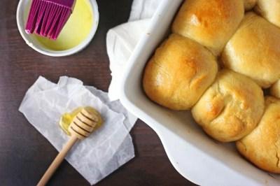 30-Minute Honey Butter Rolls Recipe   Brown Sugar