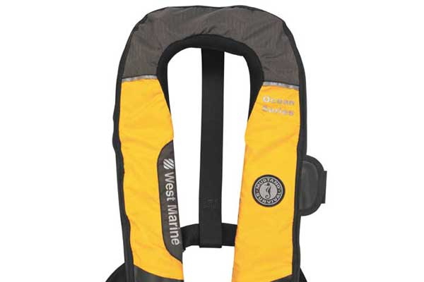 West marine Offshore Inflatable PFD