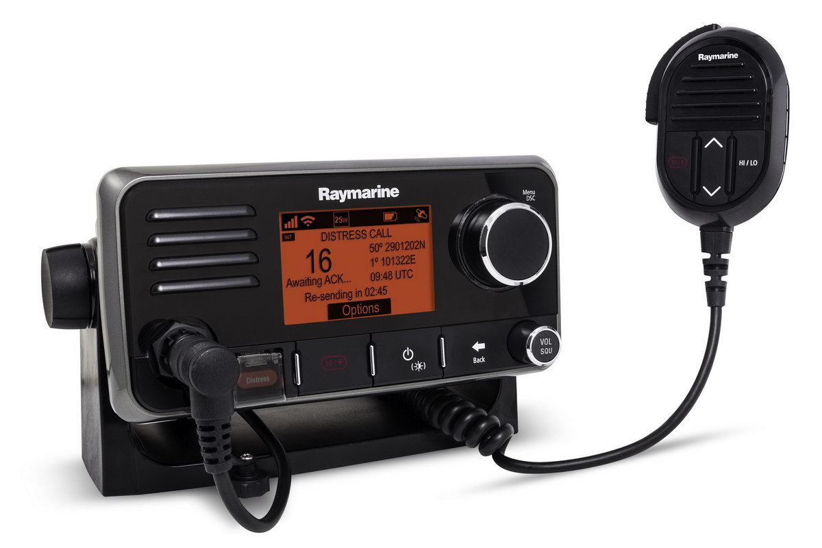RayMarine Ray60 VHF Radio with DSC