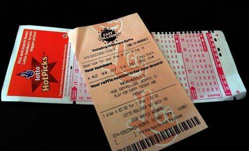 Won the Lottery