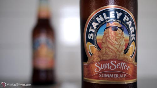 A Magic Hour with Stanley Park Brewing SunSetter Summer Ale