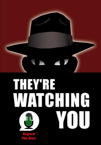 Dudcast #11 – They're watching you!