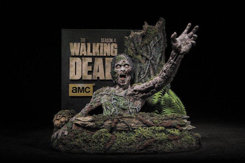 Walking Dead collectors edition season 4