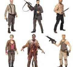 Walking Dead Series 6 Action Figures