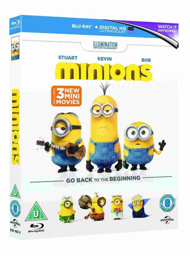 Minions UK BD Ret O-Ring PKS 3D 8304694-11