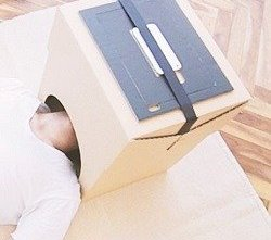 cardboard home cinema 2-1200-80