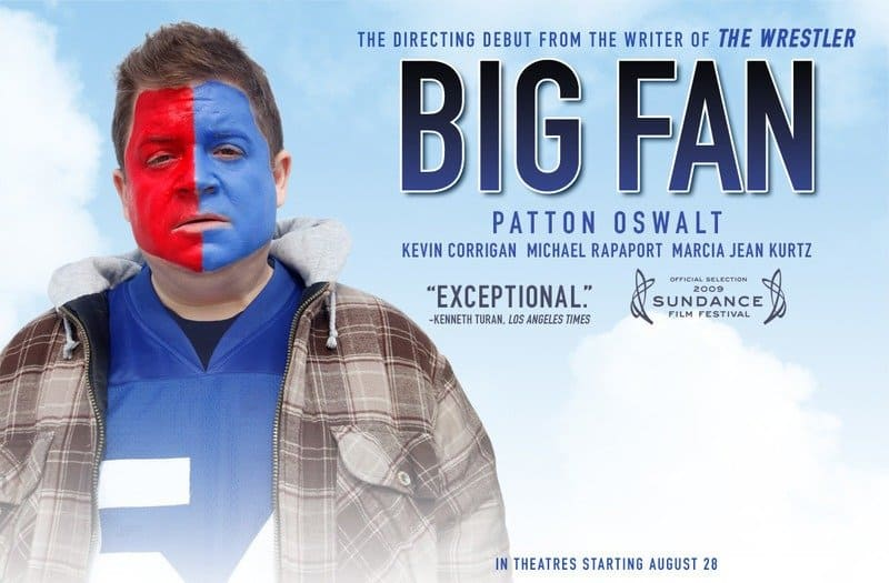 Big Fan - Patton Oswalt