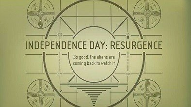 Independence day - vue