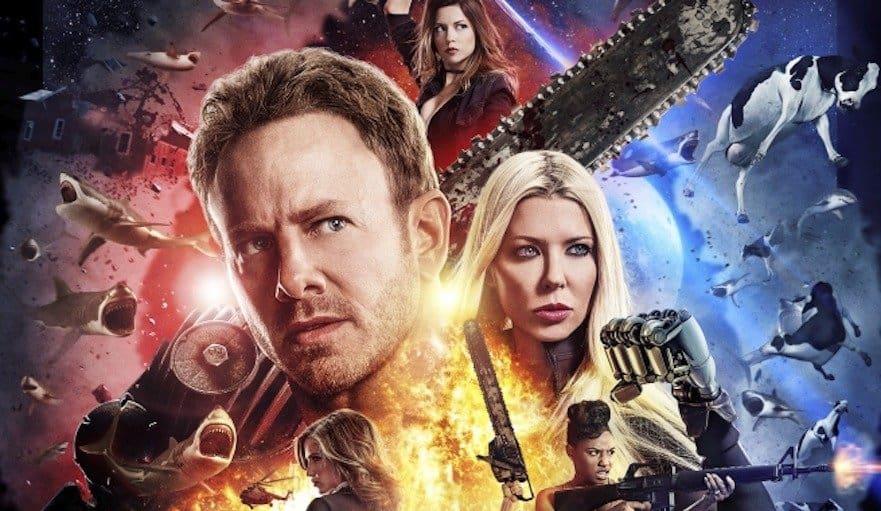 Sharknado 4 - The Fourth Awakens Review