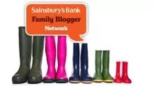 Sainsbury's Bank Family Blogger Network