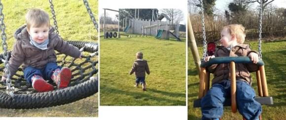Loving the park