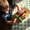 BN biscuits tasting