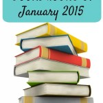 Back to books – January 2015 round up