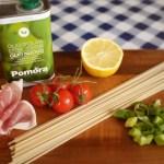 Eat Mediterranean with Pomora Olive Oils