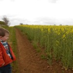 Exploring footpaths to enjoy the countryside