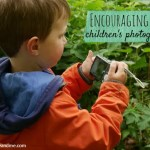 Having a go – children's photography