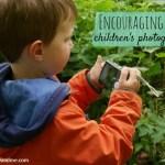 Having a go – children's photography