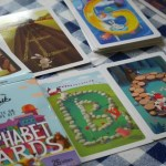 Learn to write with Appealing Rabbit alphabet cards