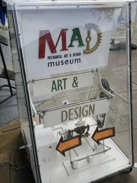 MAD Museum Stratford-upon-Avon Bubbablueandme