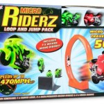 Micro Riderz giveaway – they're mini but ride big!