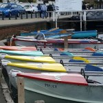My Sunday Photo – boats at Henley-on-Thames