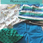 Summer clothes at Mothercare