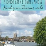 Stonor Park failure and Henley-on-Thames walk