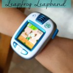 Kids get active with Leapfrog Leapband