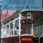 A London day trip featuring a City Cruises river tour