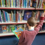 Living Arrows 2017 week 12 – library visit