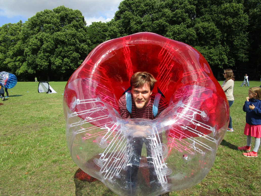 bubble ball spielen