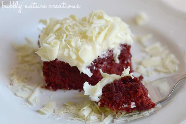 red velvet brownies 1
