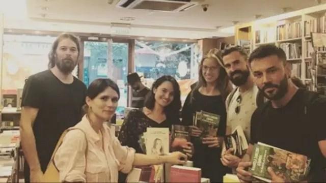 La actriz Mia Maestro ya está en Argentina