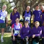 The Greensands Relay teams - 2013