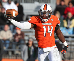 Bucs Sign Rookie CB Out of Bowling Green