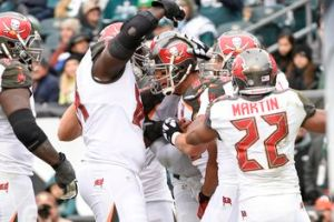 Eagles Secondary Dismantled by the Buccaneers