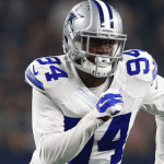 Cowboys: Randy Gregory suspended four games