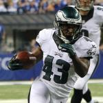 Eagles receive trade interest in running back Darren Sproles