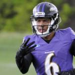 Us Defense Attorney tells Ravens rookie he can defer service to play.