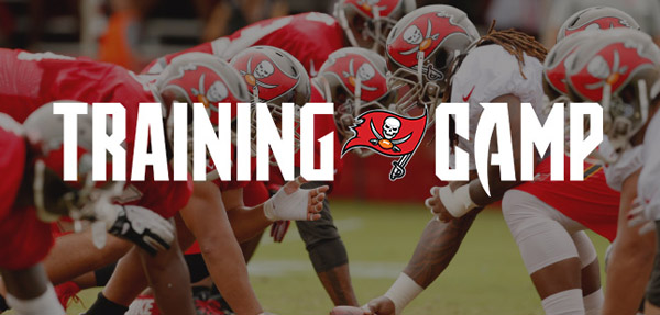 Training Camp Dates and Times