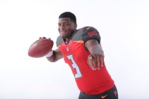 Jameis Winston the face of the franchise.